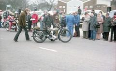 Motorcycle Reg: BH 6178 (bertie's world) Tags: sunbeam pioneer run 1979 epsomdowns motorcycles reg bh6178