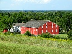 Battlefield Farm (e r j k . a m e r j k a) Tags: pennsylvania adams gettysburg farm barn lincolnhighway us30 erjkprunczyk