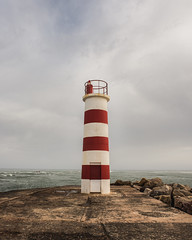 (Attila Pasek) Tags: portugal beach lighthouse
