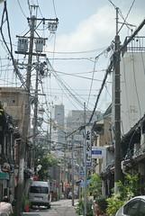 nagoya15843 (tanayan) Tags: urban town cityscape nagoya japan nikon j1    aichi road street alley nagono