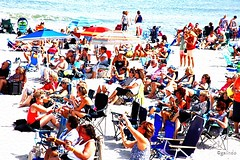IMG_0603~Jersey Shore (Cyberlens 40D) Tags: nj beach sand people events crowds ocean festivals music wine canon