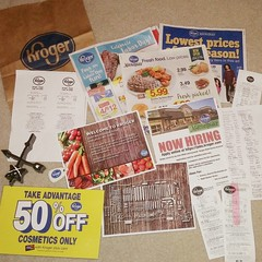 Other Hernando Kroger Goodies (Retail Retell) Tags: kroger grocery store hernando ms retail desoto county millennium dcor 475 marketplace v478 construction expansion project closure fixture sale emptiness memorabilia