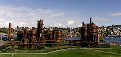 Gas Works Park (Anupama Nadig) Tags: gasworkspark seattle