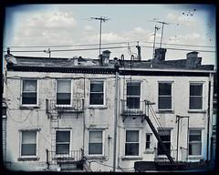facade IV (Rino Alessandrini) Tags: facciata edificio casa periferia finestre decadente palazzo fatiscente abbandonato building facade house periphery decadent windows dilapidated abandoned palace