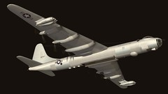 Pacemaker (emigepa) Tags: b36 pacemaker convair blender 3d model airplane bomber