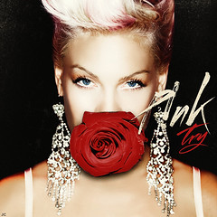 P!nk - Try (Jonatas MeIo) Tags: pink music love digital artwork truth itunes pop cover single about try the pnk jonatasciccone