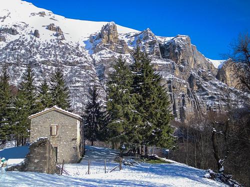 Tranquillita'... (rospex) parco alberi montagne natura montain paesaggio sibillini
