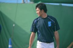 DSC_0383 (mechiko) Tags: 横浜ベイスターズ 130202 王溢正 横浜denaベイスターズ