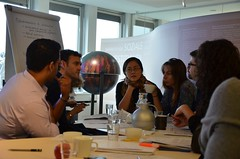 ICats during their orientation workshop in Zurich