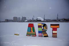 Winter Art Merihaka
