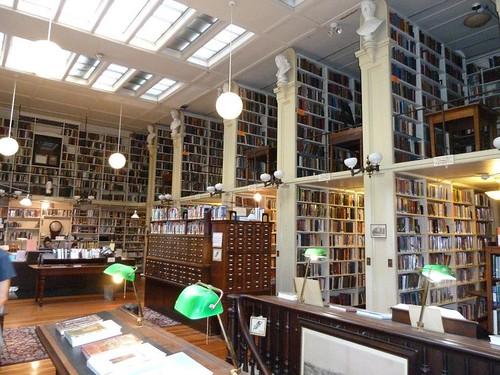 RISD Library, Providence, RI
