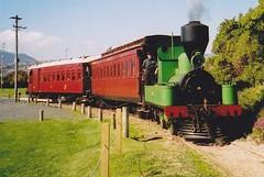 Ocean Beach Railway (geoffreyw@kinect.co.nz) Tags: ocean beach railway dunedin