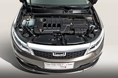 Qoros 3 Sedan - engine bay (bigblogg) Tags: sedan qoros3 qorosgq3 geneva2013