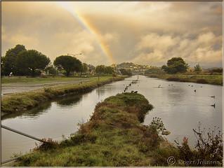 Rainbow, Courtesy of Topaz Adjust