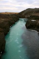 Brúarhlöð (skolavellir12) Tags: winter ice nature water river island iceland islandia vetur islanda suðurland ísland hvítá brúarhlöð