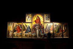 Il Giudizio universale Rogier van der Weyden Hospices de Beaune (StefanoPiemonte) Tags: bourgogne beaune 2012 hospices côtedor borgogna ilgiudiziouniversale lejugementdernier
