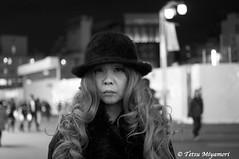 130220 (YOUANDMEORUS) Tags: people blackandwhite japan tokyo shinjuku  kabukicho  tokyoblues  untildawn