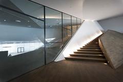 EYE, Arena 4, staircase
