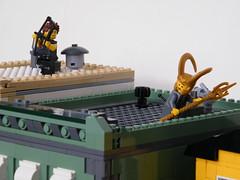 City Street (11) (DarthNick) Tags: corner buildings town cafe lego cc modular
