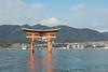 Itsukushima Shrine Torii, Amazing Place!
