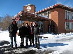 motel crew in new paltz, upstate ny winter wonderland weekend! feb 2013... (Rachel Rampleman) Tags: snow iceskating upstatenewyork blizzard sledriding hudsonvalley mohonkmountainhouse rachelrampleman