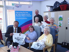 "Stephen Mosley MP joins Age Concern Cheshire giving out Winter Warmth Bags • <a style=""font-size:0.8em;"" href=""http://www.flickr.com/photos/51035458@N07/8517299724/"" target=""_blank"">View on Flickr</a>"