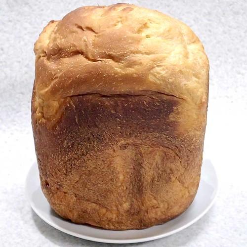 ホームベーカリーで2013年3月2日に作ったパン