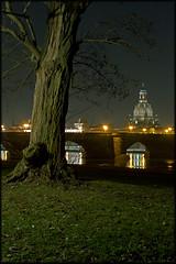 Frauenkirche Dresden (yardpix) Tags: city night germany deutschland dresden view nacht saxony sachsen stadt frauenkirche nachtaufnahme langzeitbelichtung stadtansicht elbflorenz bestevergoldenartists