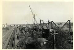 Daltons Scrapyard Craigneuk (Brian Cairns) Tags: railway cranes airdrie craigneuk daltonsscrapyard