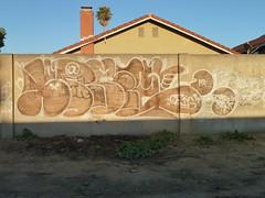 Bake (@ /]/] { $) Tags: graffiti bay baker area be amc bake bpf bakes amck
