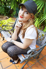 Feb 23 (1) (the joy of fashion) Tags: fashion style baseballhat outfitoftheday fashionblog ootd fashionblogger leopardjeans panamafashion