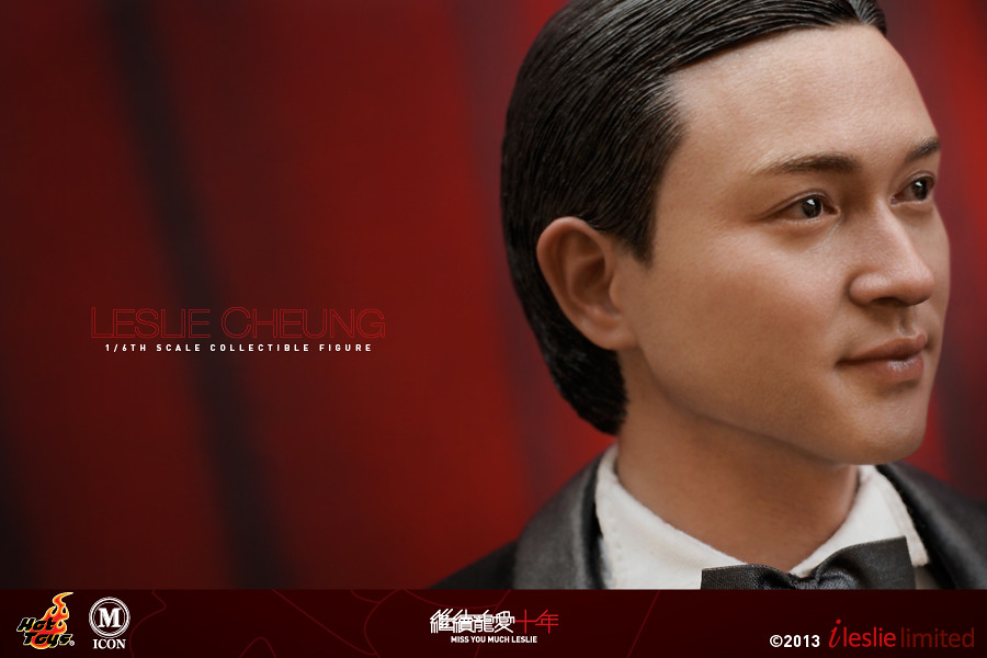 Hot Toys - MIS13 - 1/6比例 張國榮(繼續寵愛十年紀念版)