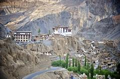 Lamayaru Monastery - Ladakh (Nomadcitizen) Tags: india nikon buddhism monastery monks himalaya leh ladakh gompa lamayaru d90 nomadcitizen