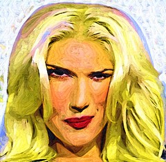 Gwen Stefani (Fauvism Guy) Tags: auto portrait color love colors vegetables smart yellow collage digital pencil watercolor photo artwork funny soft dynamic bright god drawing embroidery vibrant father jesus fine cartoon felt 11 lord klimt professional canvas tip virtual monet pastels painter caricature bible restoration illustrator editor gouache pallet benson camille heavenly starry oilpainting sargent rendering cezanne tempera paintbrushes realism gmx pointillism colorpencils hillarious impasto fauvist fauvism painter5 smackman snapnpiks portraitlist photopainter21 gothicoils