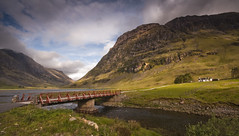 Glen Coe (Joe Dunckley) Tags: uk mountains scotland highlands bridges glencoe landcape westhighlands