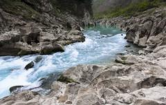 Nothing can stop a watercourse. (BxR_photography) Tags: naturaleza nature water rio landscape mexico waterfall san rocks paisaje luis watercourse potosi tamul