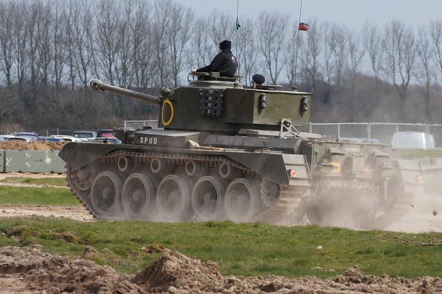 Comet Tank