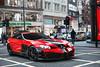 Renovatio. (Alex Penfold) Tags: red slr london 50mm mercedes benz arabic arab mclaren 18 qatar mansory renovatio 80808