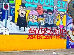james (srima oner) Tags: graffiti james los angels syb