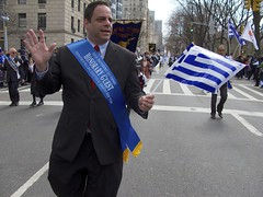 Greek Independence Day Parade (Costa4Astoria) Tags: new york city costa greek election cyprus parade greece council independence democrat democratic progressive cypriot constantinides asgata