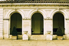 Roll 2 - Italian Gardens, Hyde Park (Cris Ward) Tags: park camera old city uk orange color colour building slr london art film yellow architecture rollei analog 35mm vintage landscape daylight lomo xpro lomography construction warm cross britain crossprocess grain slide retro hyde architect crossprocessing april hydepark analogue manual noise processed e6 yashica blown colorshift lsi c41 2013 yashicafxd colorreversal cr200 lomolab digibase rolleidigibasecr200