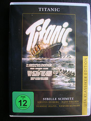 Titanic DVD 1942/43. Germany. (Jimmy Big Potatoes) Tags: films movies dvds vhs rmstitanic