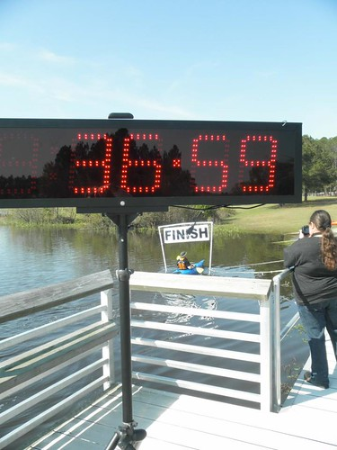 """The overall winner of the event, Dwight Griner of Nashville, GA, finished in under 40 minutes--a quick 3 miles! • <a style=""""font-size:0.8em;"""" href=""""http://www.flickr.com/photos/85839940@N03/8637833968/"""" target=""""_blank"""">View on Flickr</a>"""