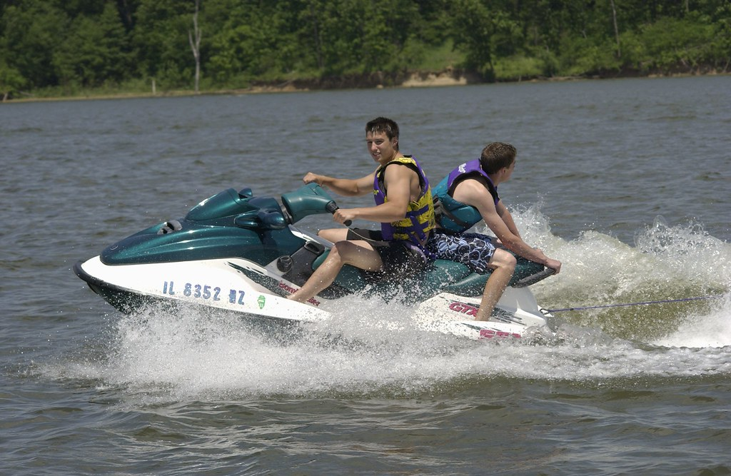 Boating and Jet Ski safety