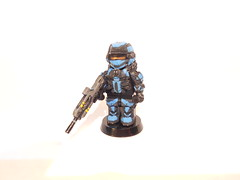 Halo 4 - Warrior (|AlreadyCrispy|) Tags: brick set lego 4 halo scifi warrior affliction