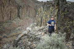 (Trail Image) Tags: cliff hiking idaho badmemory benjohnson