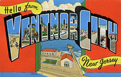 Hello from Ventnor City, New Jersey  - Large Letter Postcard (Shook Photos) Tags: hello newjersey linen postcard postcards linenpostcard bigletter largeletter largeletterpostcard ventnorcity linenpostcards largeletterpostcards bigletterpostcard bigletterpostcards ventnorcitynewjersey 9690n