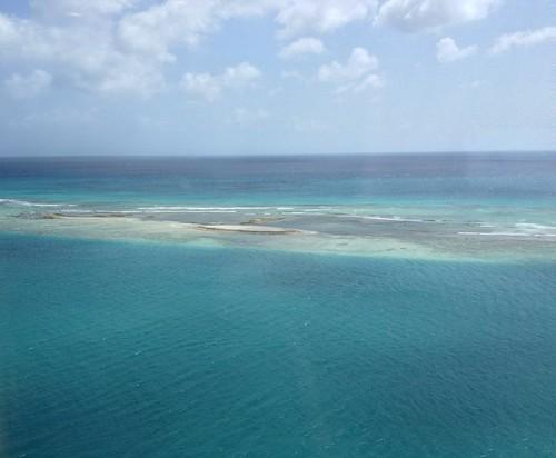 At Palm Beach in Aruba