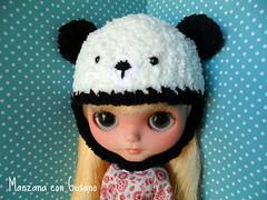 Panda Esponjoso