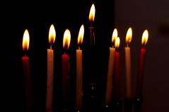 Last Photo of 2012! (Ben Unleashed!) Tags: holiday israel candles shine bright 9 jewish judaism hanukkah hanukkiah pentaxkr